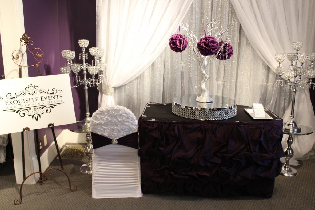 Full plum head table